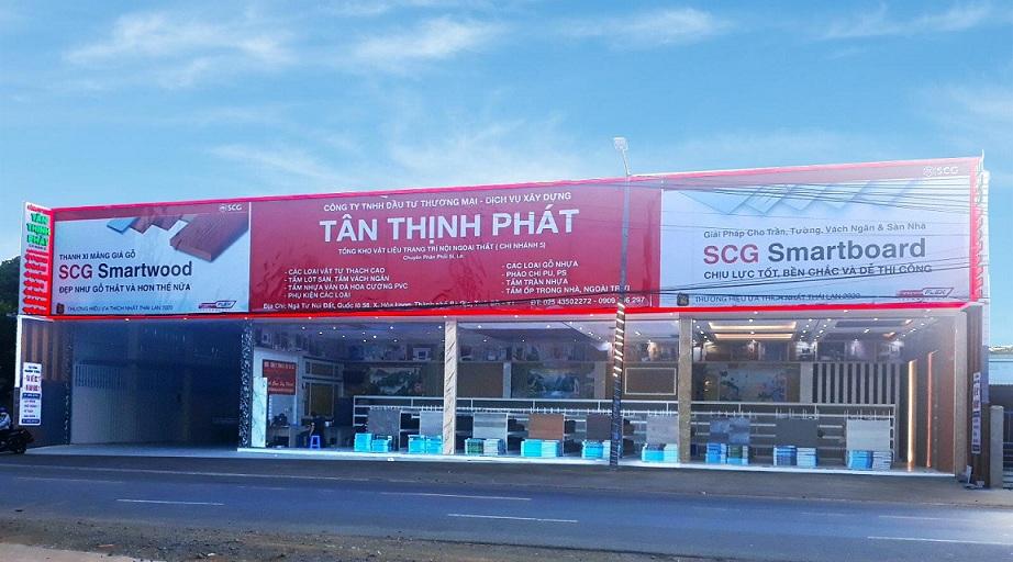 công ty tnhh đt tm dv xd Tân Thịnh Phát